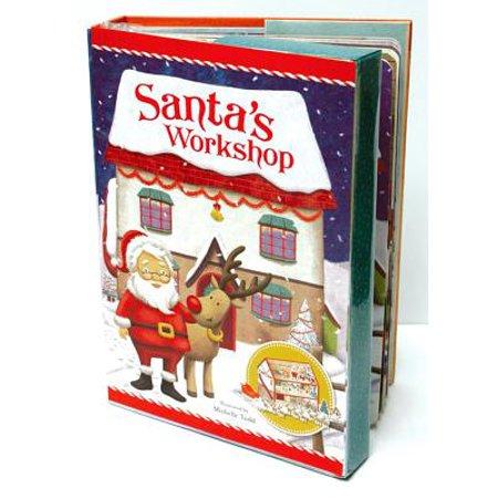 Santas Workshop (Board Book)