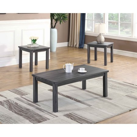 Excellent Best Master Furniture Helena 3 Pcs Coffee And End Table Set Cjindustries Chair Design For Home Cjindustriesco
