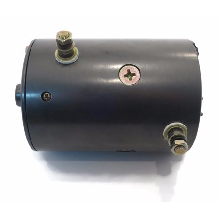 New SNOW PLOW MOTOR for Buyers SAM 1306326 for Western Fisher 21500 Mount Plows by The ROP