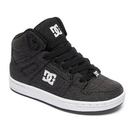 High Top Converse Kids (DC Shoes Little Kids Rebound TX SE High)