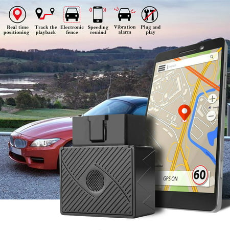 Car Tracking Device >> Agptek Gsm Gprs Mini Obd Ii Vehicle Car Gps Tracker Realtime Truck Tracking