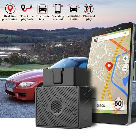AGPtek GSM GPRS Mini OBD II Vehicle Car GPS Tracker Realtime Truck Tracking - image 6 of 6