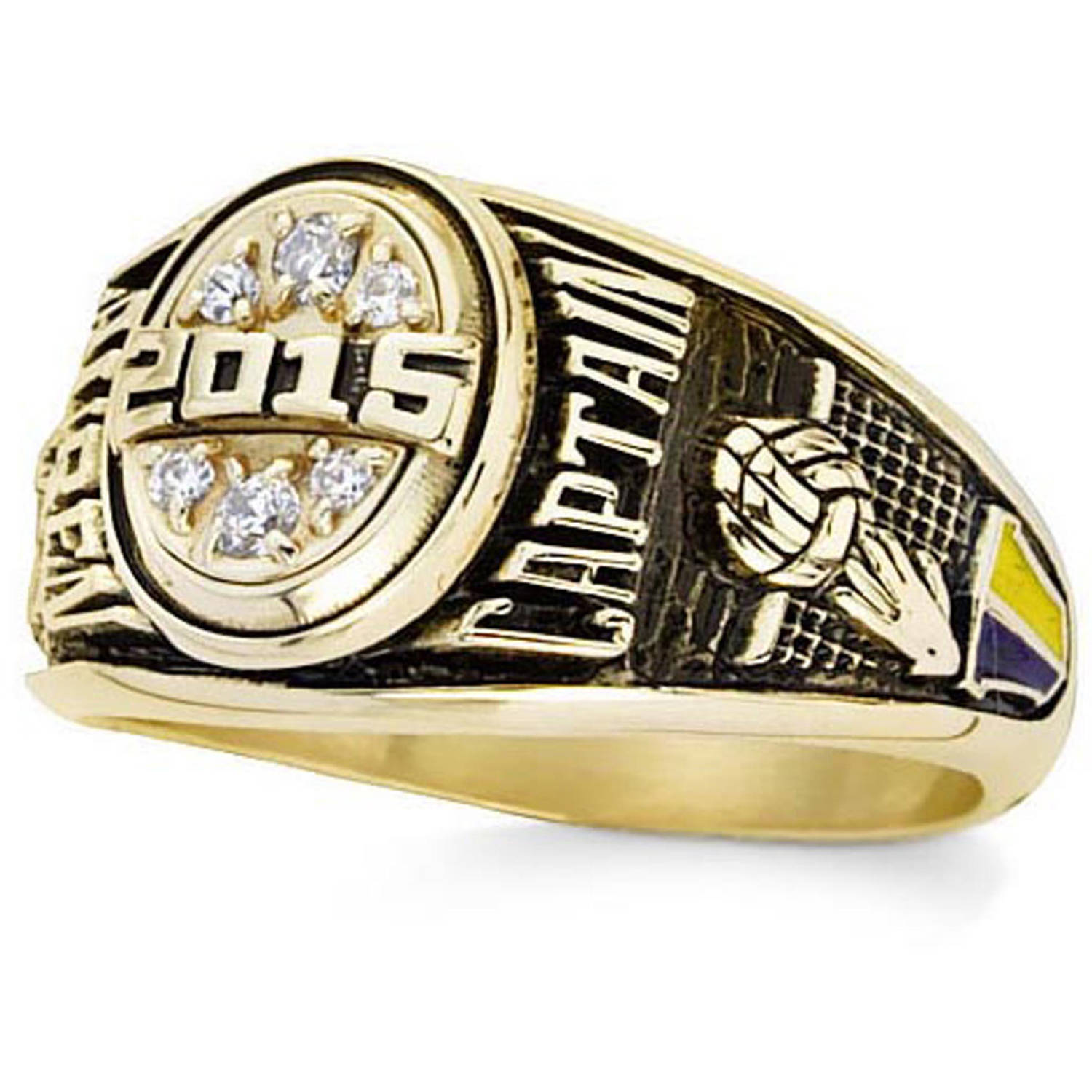 rice copy front work rings college custom ringwraps