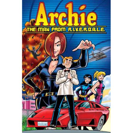 Archie: The Man from R.i.v.e.r.d.a.l.e. by