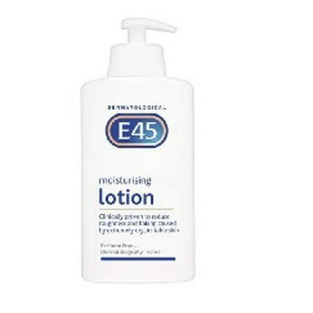 E45 Dermatological Moisturising Lotion (500ml) - Pack of (E45 Bath)