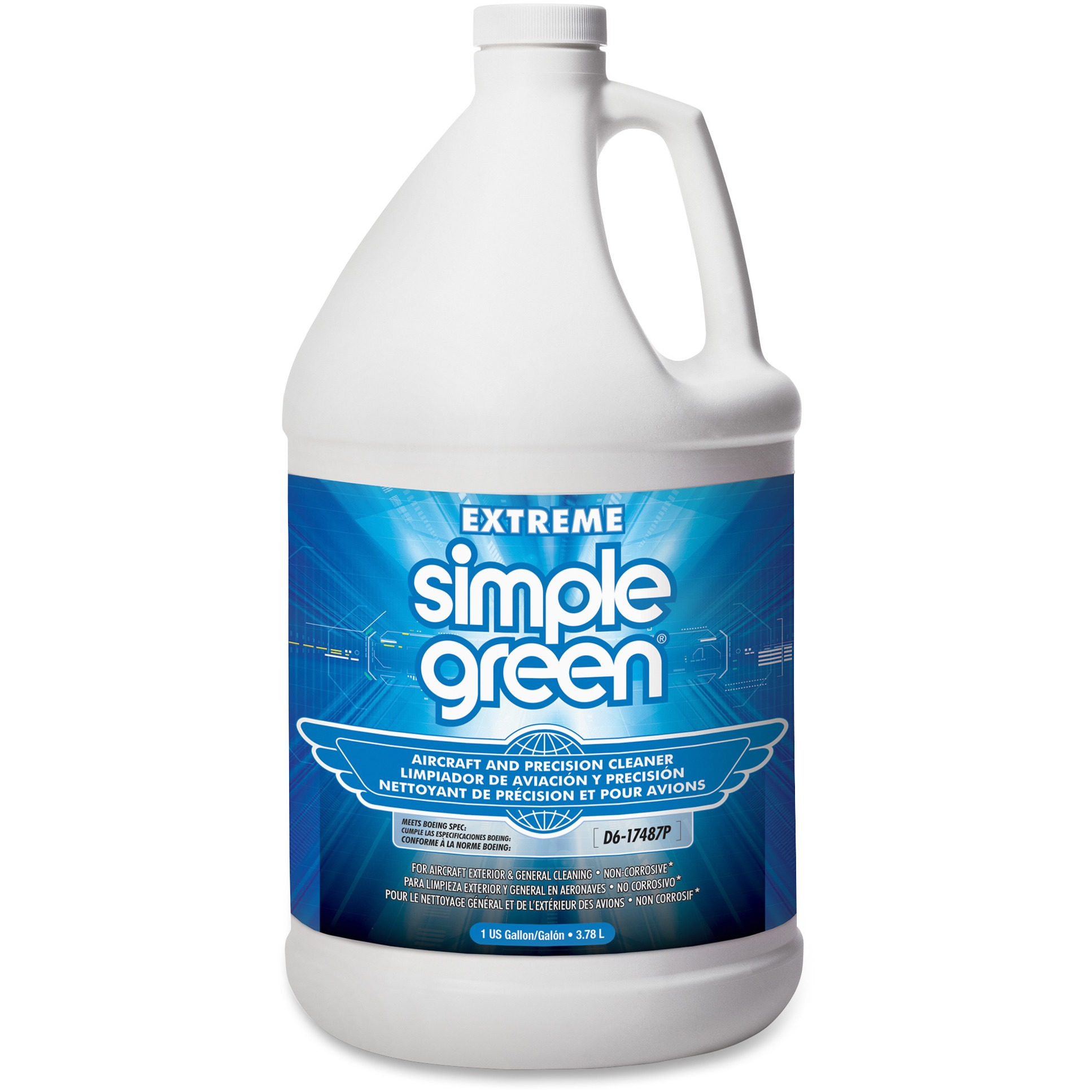 Simple Green Extreme Aircraft/Precision Cleaner, Clear, 1 Each (Quantity)