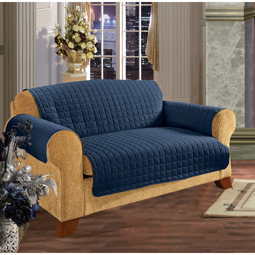 ELEGANT COMFORT Sofa T-Cushion Slipcover