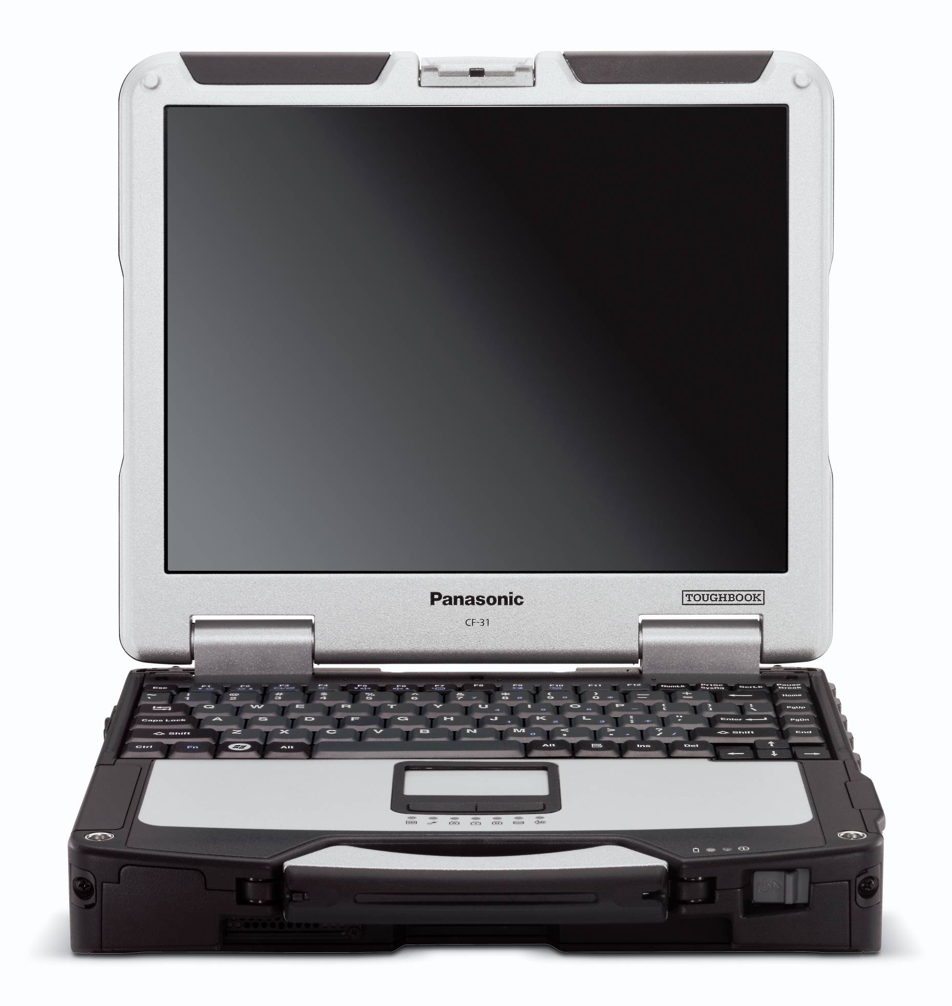 Refurbished Panasonic A Grade CF-31 Toughbook 13.1-inch (Touch XGA LED 1024 x 768) 2.4GHz Core i5 500GB HD 8 GB Memory GOBI Broadband Digitizer Pen Win 7 Pro OS Power Adapter Included