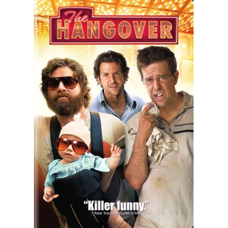 The Hangover (DVD) (Best Medicine To Take For Hangover)