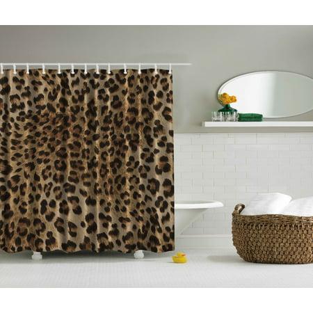 Sexy Leopard Nearly Natural Wildlife Safari Fur Skin
