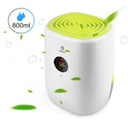 Air Dehumidifier Portable Household Digital Electric LCD Dryer Moisture Extraction for Home Basement US Plug
