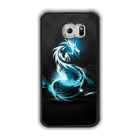 Cafe China - Blue Chinese Dragon Galaxy S7 Case