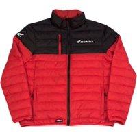 Factory Effex Puffer Mens Jacket Honda Red/Black MD