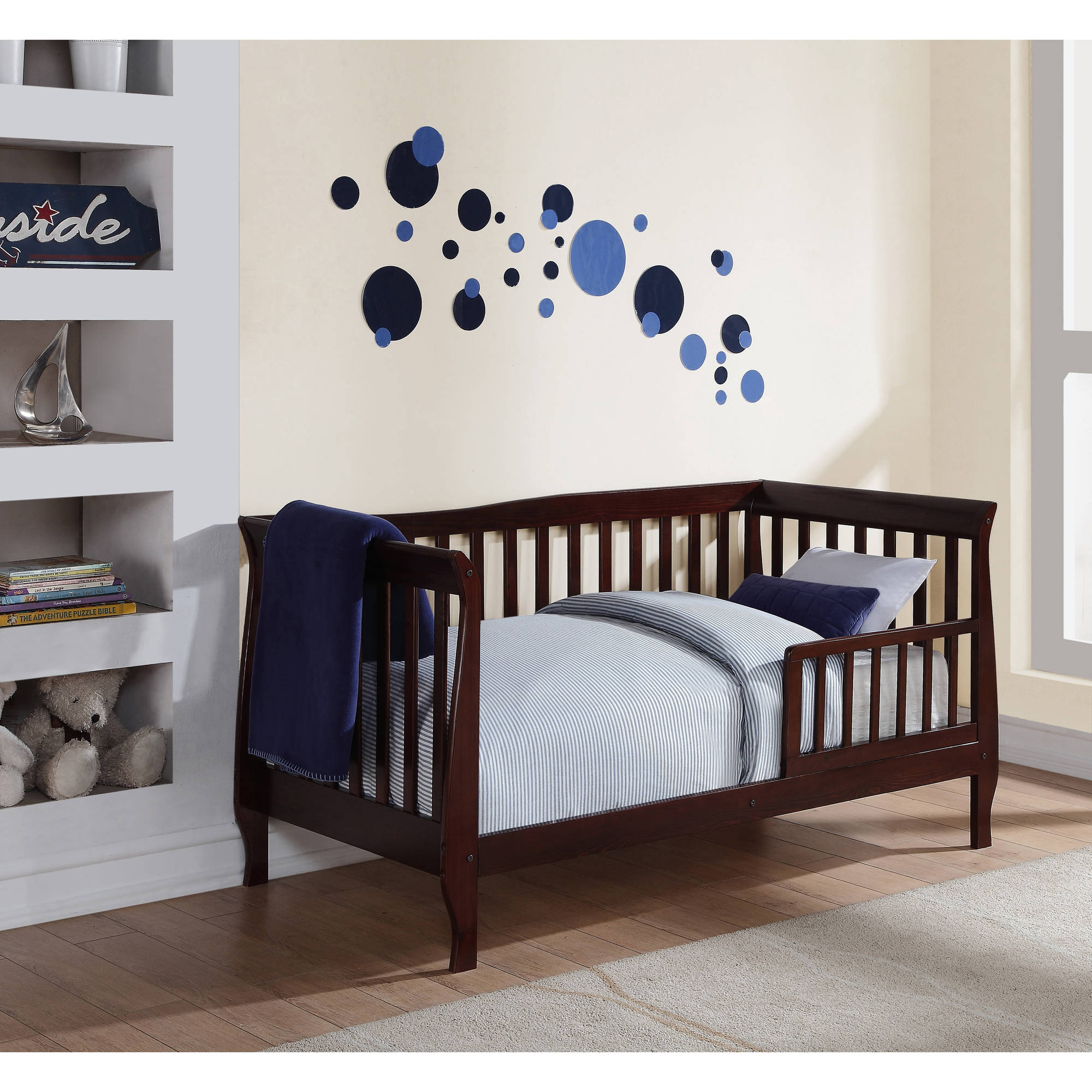 Baby Relax Toddler Daybed, Espresso