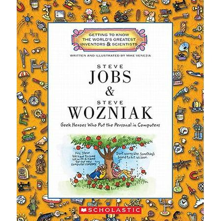 Steve Jobs & Steve Wozniak](Steve Jobs Glasses)