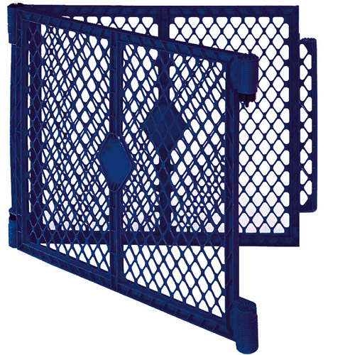 North States Navy Two-Panel Superyard Extension for Baby Playard