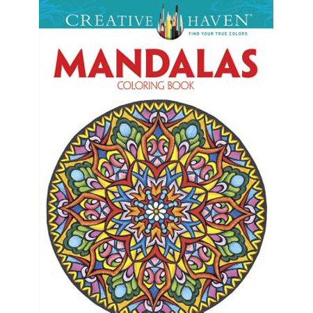 Mandala Collection (Creative Haven Mandalas Collection Coloring Book)