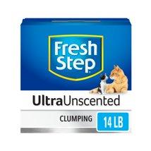 Cat Litter: Fresh Step Ultra Unscented