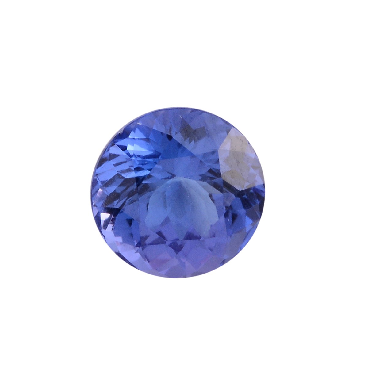 Tanzanite Rnd 8 mm 3A 1.8 cttw by Shop LC