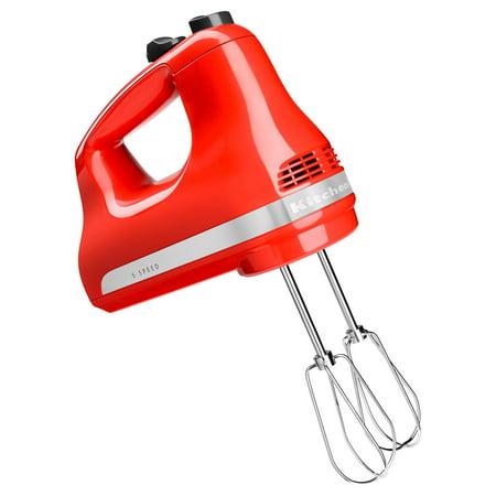 Brilliant Kitchenaid 5 Speed Ultra Power Hand Mixer Empire Red Khm512Er Download Free Architecture Designs Ponolprimenicaraguapropertycom