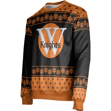 ProSphere Men's Wartburg College Ugly Holiday Snowflake Sweater - Adidas College Apparel