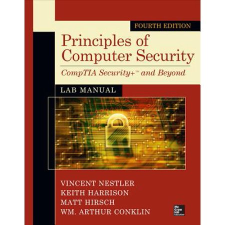 Principles of Computer Security Lab Manual, Fourth (Production Part Approval Process Manual 4th Edition)