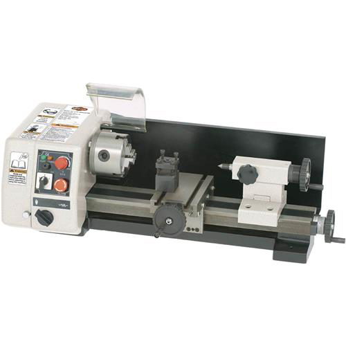Shop Fox 6in x 10in Mini Metal Lathe,
