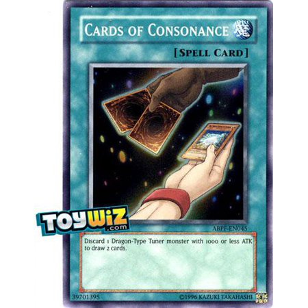 YuGiOh Absolute Powerforce Cards of Consonance (Absolute Cards)