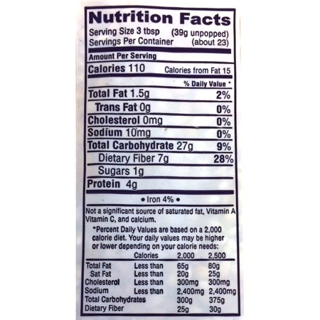 Snappy White Popcorn Kernels (12 - 2 Lb.) - White Popcorn