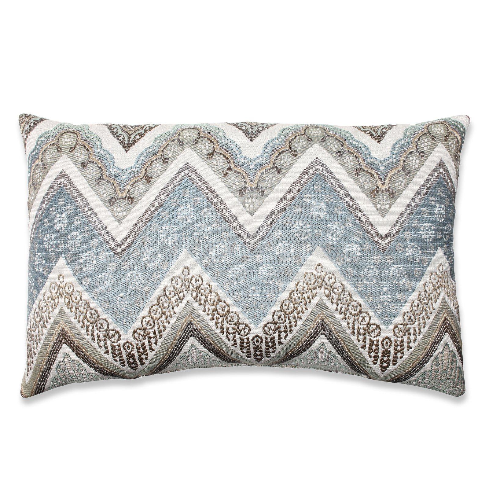 Pillow Perfect Cottage Mineral Rectangular Throw Pillow