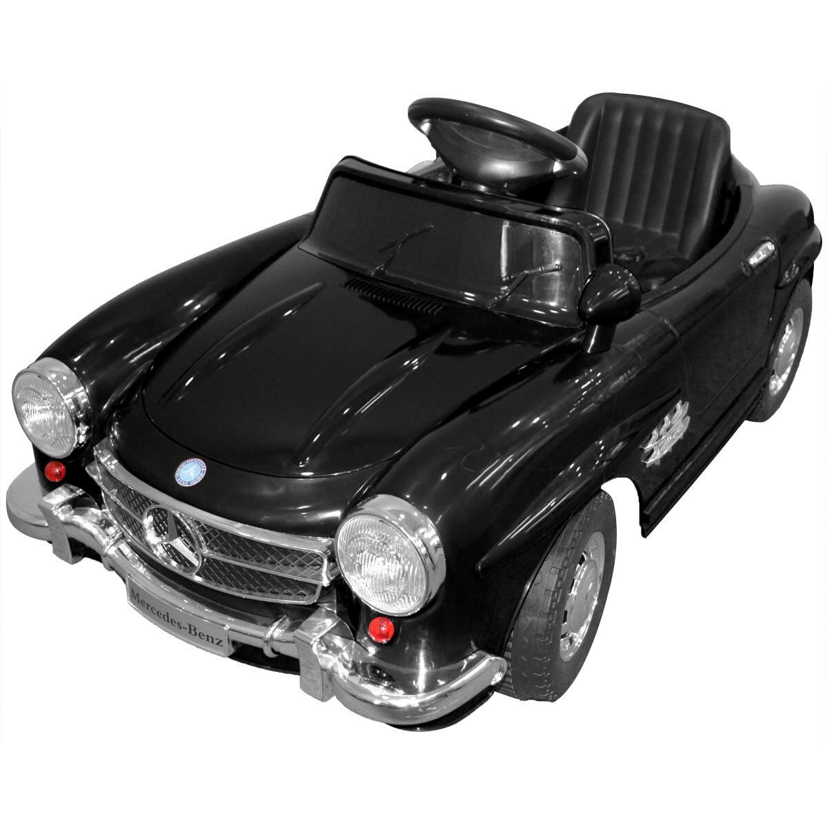 Gymax Mercedes Benz 300SL AMG Children Toddlers Ride on Car Electric Toy Black