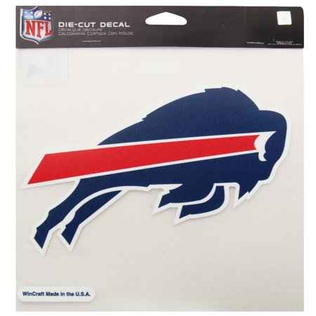 Buffalo Bills WinCraft 8'' x 8'' Color Car Decal - No Size Buffalo Bills Key