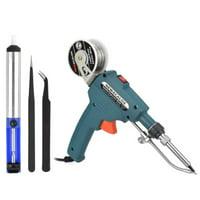 Electric Iron Manual Soldering Gun Automatic Soldering Machine Kit Tool