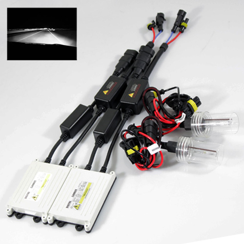 ModifyStreet® 9006/HB4 35W Slim AC Canbus Ballast Xenon HID Conversion Kit - 6000K Pure White