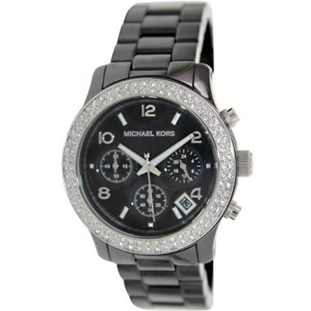 - Michael Kors  Women's  Ceramic Chronograph Watch