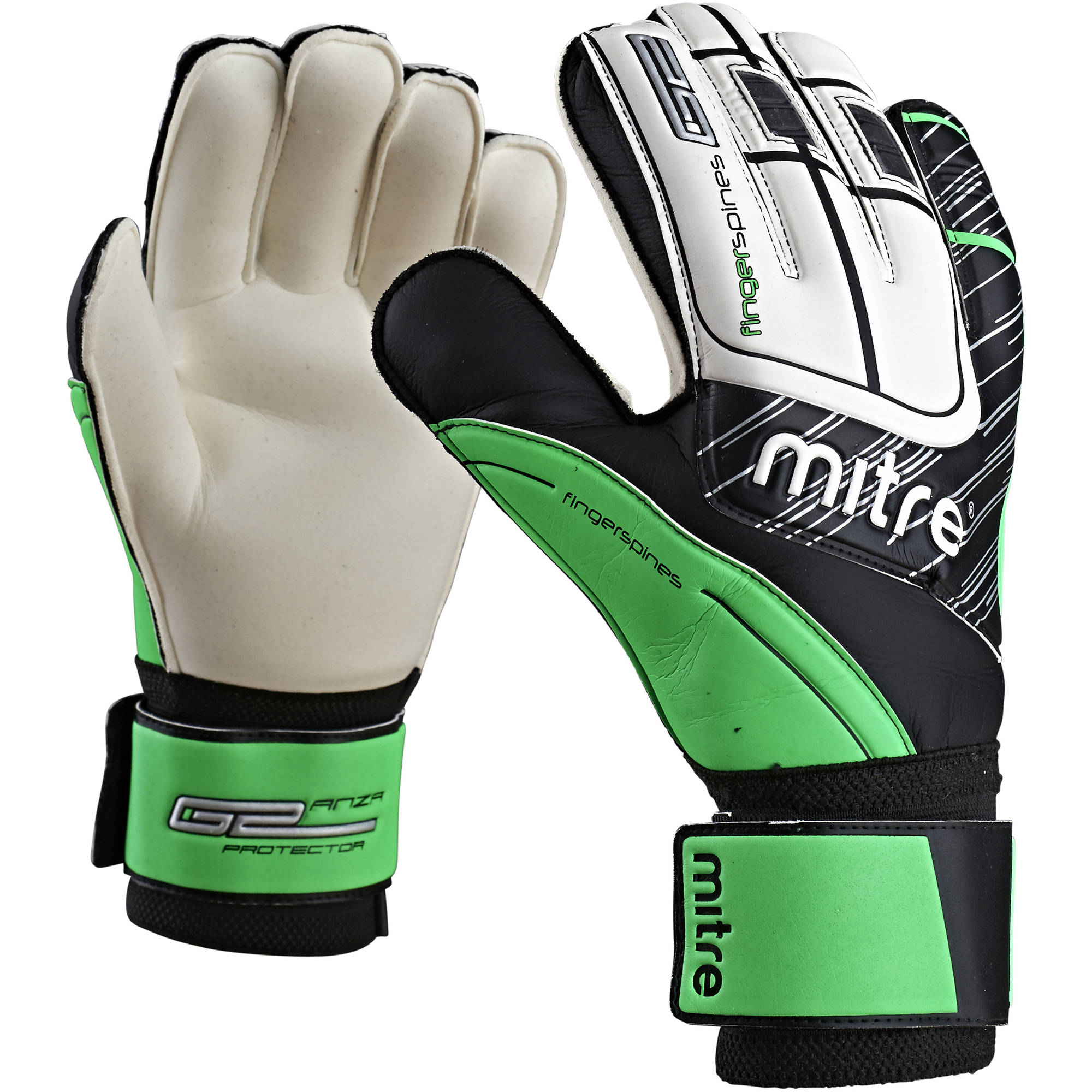 Mitre Anza G2 Protector Goalie Gloves