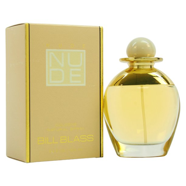 Nude by Bill Blass for Women Perfume 3.4 oz EDC 3.3