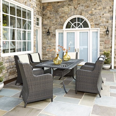 Home Style Dining Chairs Umbrella Charcoal