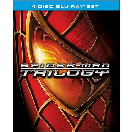 Spider Man   Spider Man 2   Spider Man 3  Blu Ray   Widescreen