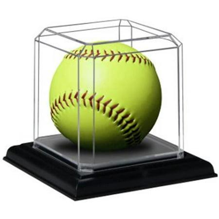 Athlon CTBL-C11575 Softball Unsigned Display Case - Case of 3