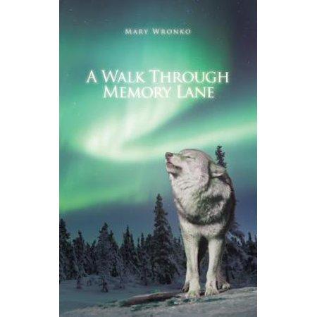 A Walk Through Memory Lane - eBook