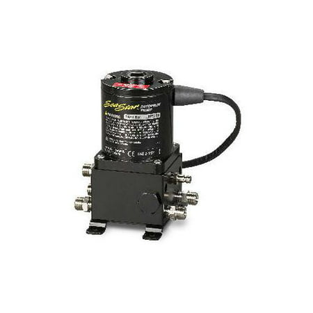 SeaStar AP1233 12V Type 2 100 Cubic Inch Autopilot Pump, Compatible with Standard SeaStar Hoses