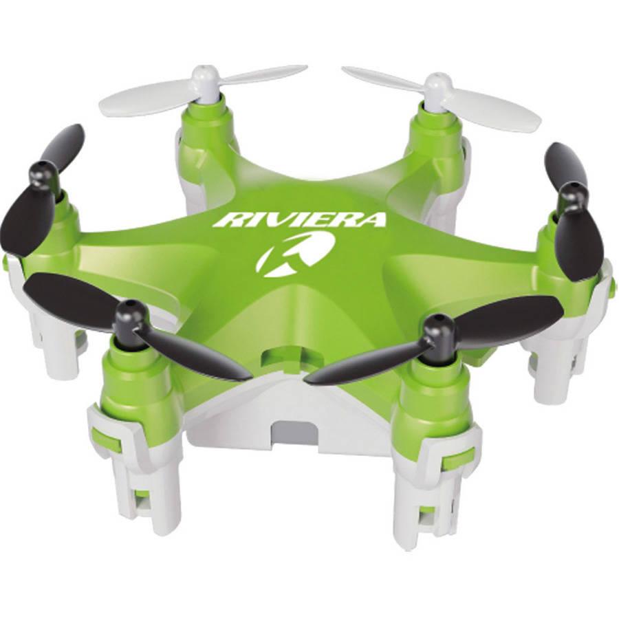 Riviera RC Micro Hexacopter (Headless mode) - Green