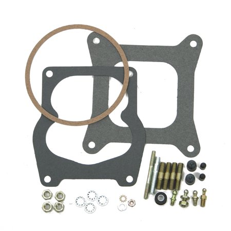 Holley Fast Kit Carburetor (Holley Performance 20-124 Universal Carburetor Installation)