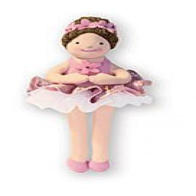 Alfred Music for Little Mozarts Plush Toy -- Nina Ballerina (Level 3-4)