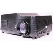 EMB Home - EBP400 - Portable HDMI DVD LED Projector w/ USB and SD Card for Home Cinema Theater / Games / Party / PC Laptop
