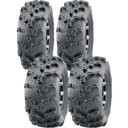 OCELOT ATV 26X9-12 & 26X12-12 ULTRA DEEP MUD P375 TIRES (4 PACK)