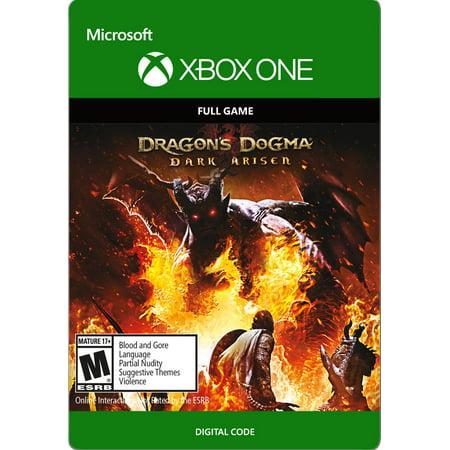Xbox One Dragon's Dogma Dark Arisen HD (email
