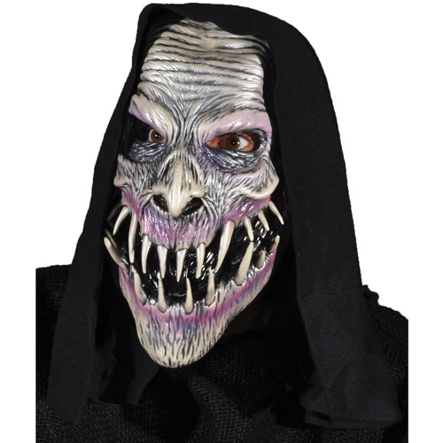 Victum Demoan Latex Mask Adult Halloween Accessory