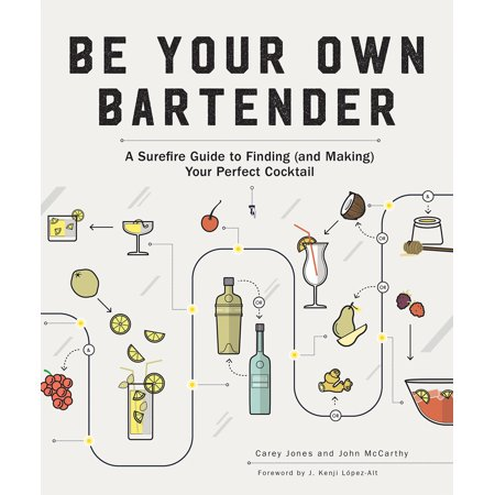 Be Your Own Bartender : A Surefire Guide to Finding (and Making) Your Perfect (Nas The Makings Of A Perfect Bitch)